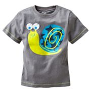 Jumping Beans Snail Googly Eye Tee - Toddler