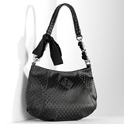 Simply Vera Vera Wang Cosette Grid Mini Hobo