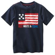 Carter's Red White and Cool Tee - Boys 4-7
