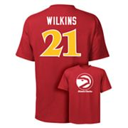 Atlanta Hawks Dominique Wilkins Player Tee - Men