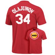 Houston Rockets Hakeem Olajuwon Player Tee - Men