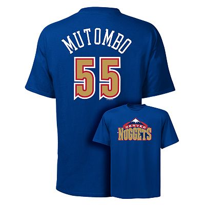 Denver Nuggets Dikembe Mutombo Player Tee - Men