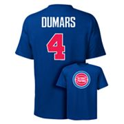 Detroit Pistons Joe Dumars Player Tee - Men