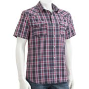 Levi's Simiyon Plaid Western Button-Down Shirt - Men