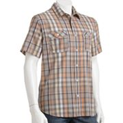 Levi's Bonkurs Plaid Poplin Shirt - Men