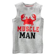 Carter's Muscle Man Muscle Tee - Boys 4-7