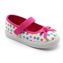Jumping Beans Mary Janes - Toddler Girls