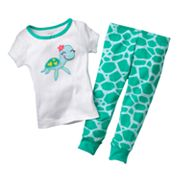 Carter's Turtle Pajama Set - Toddler