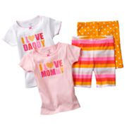Carter's Mommy and Daddy Pajama Set - Toddler