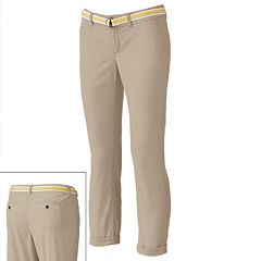 SO® Chino Ankle Pants