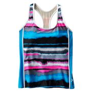 ZeroXposur Striped Tankini Top - Women's Plus