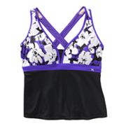ZeroXposur Floral Tankini Top - Women's Plus