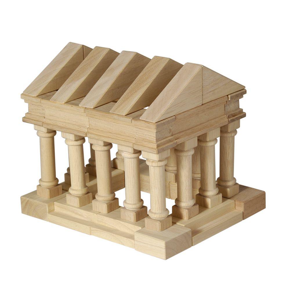 Guidecraft Table Top Greek Blocks