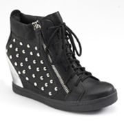 Sacred Heart Daynell Wedge Sneakers - Women