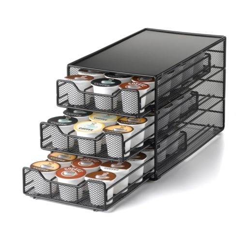 Nifty 3-Tier Single-Serve Large Coffee Drawer