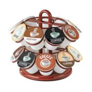 Nifty Single-Serve Coffee Mini Carousel