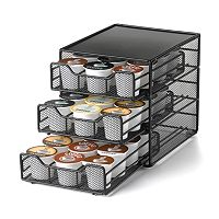 Nifty 3-Tier Single-Serve K-Cup Small Coffee Drawer