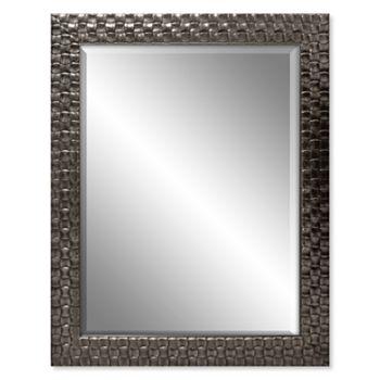 Enchante Accessories Woven Wall Mirror