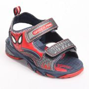 Spider-Man Sandals - Toddler Boys