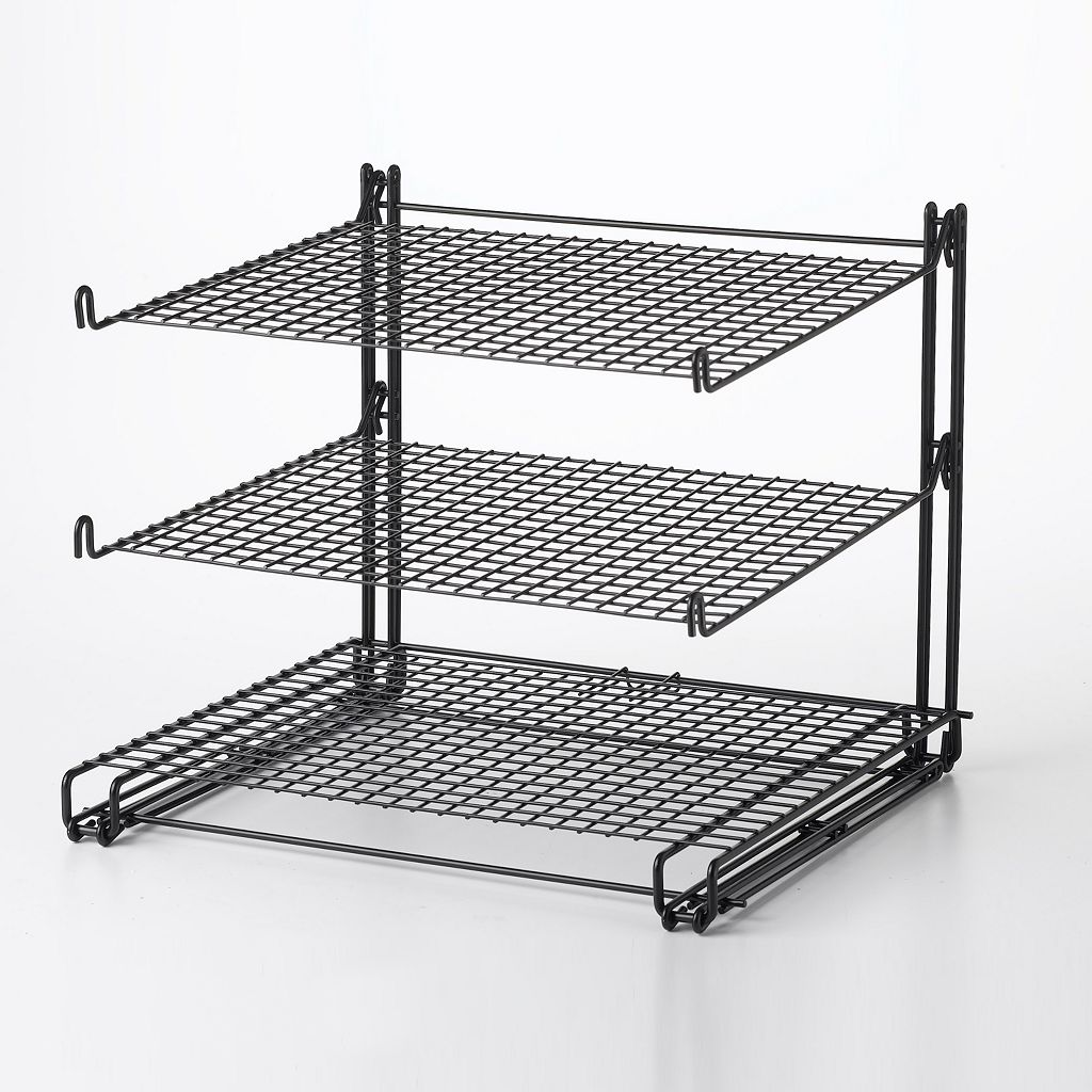 Nifty 3-Tier Cooling Rack