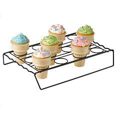 Nifty Cupcake Cone Baking Rack