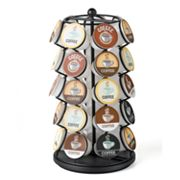 Nifty Single-Serve Coffee Carousel