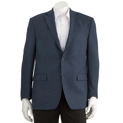 Chaps Plaid Blazer