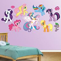My Little Pony Wall Decals by Fathead