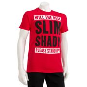 Eminem Real Slim Shady Tee - Men
