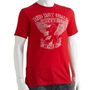 Red Hot Chili Peppers Flying Logo Tee - Men