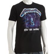 Metallica Lightning Tee - Men