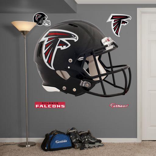Fathead Atlanta Falcons Revolution Helmet Wall Decals
