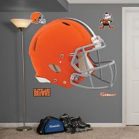 Fathead Cleveland Browns Revolution Helmet Wall Decals