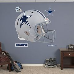 Fathead Dallas Cowboys Revolution Helmet Wall Decals