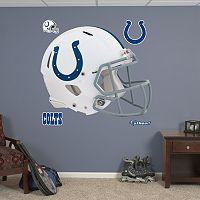 Fathead Indianapolis Colts Revolution Helmet Wall Decals