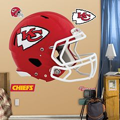 Fathead Kansas City Chiefs Revolution Helmet Wall Decals