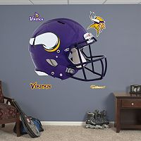 Fathead Minnesota Vikings Revolution Helmet Wall Decals
