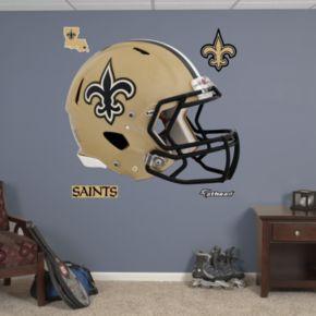 Fathead New Orleans Saints Revolution Helmet Wall Decals