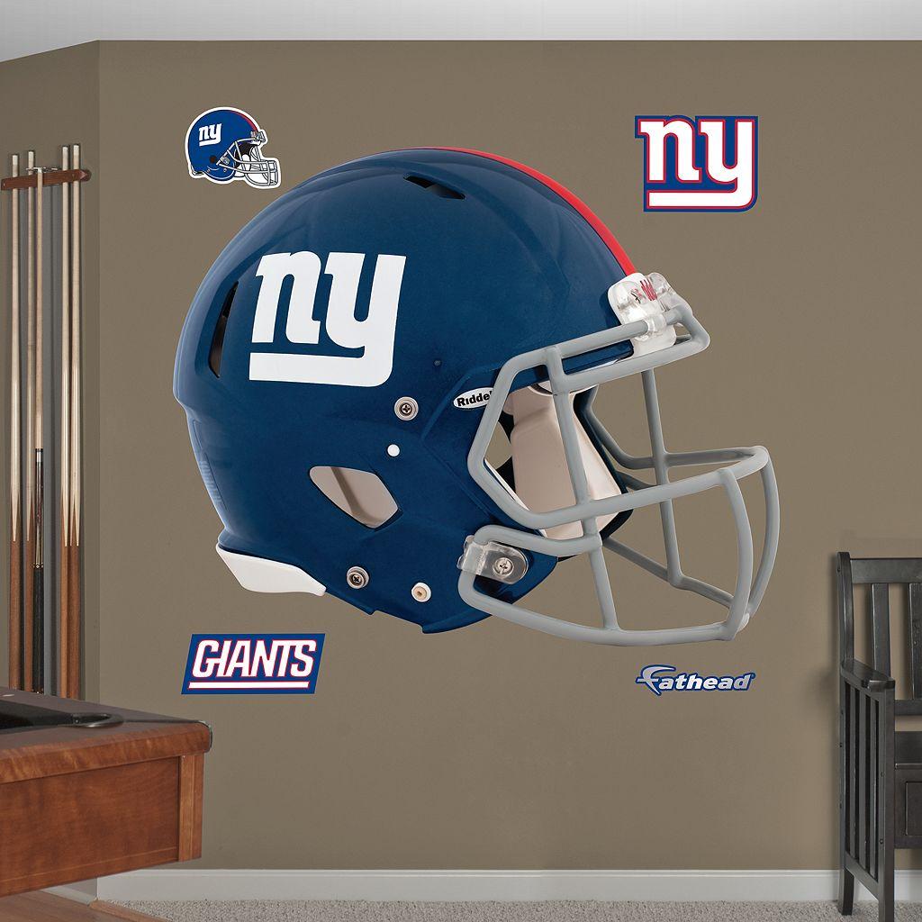 Fathead New York Giants Revolution Helmet Wall Decals