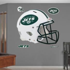 Fathead New York Jets Revolution Helmet Wall Decals