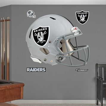 Fathead Oakland Raiders Revolution Helmet Wall Decals