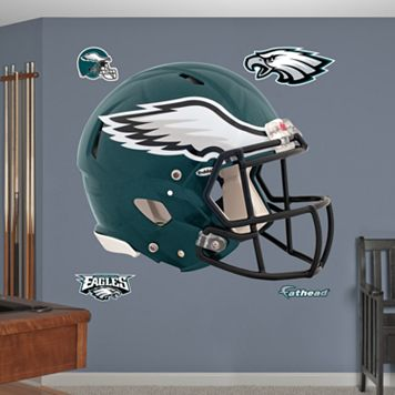 Fathead Philadelphia Eagles Revolution Helmet Wall Decals