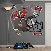 Fathead Tampa Bay Buccaneers Revolution Helmet Wall Decals