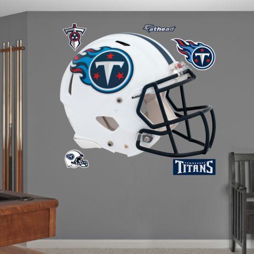 Fathead Tennessee Titans Revolution Helmet Wall Decals