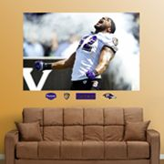 Fathead Baltimore Ravens Ray Lewis Mural Wall Decals