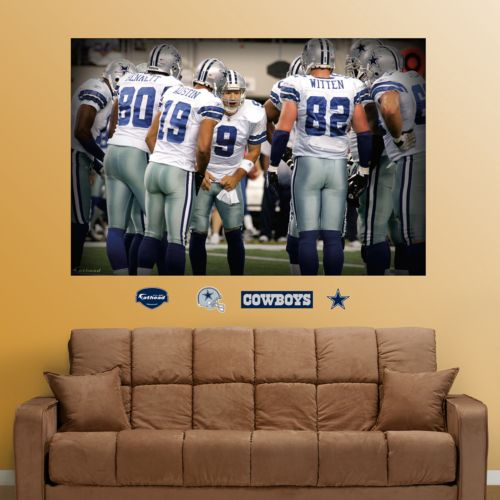 Fathead Dallas Cowboys Mural Wall Decals