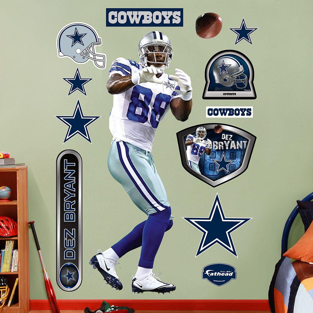 Fathead Dallas Cowboys Dez Bryant Wall Decals