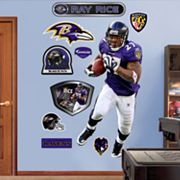 Fathead Baltimore Ravens Ray Rice Wall Decals
