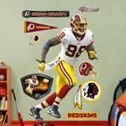 Fathead Washington Redskins Brian Orakpo Wall Decals