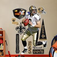 Fathead New Orleans Saint Drew Brees Wall Decals